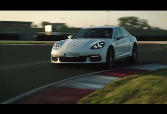 Porsche Panamera Hybrid : Voilà comment ça marche #1