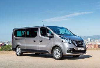 Nissan NV300 : Trafic japonais #1