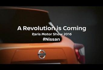 Nissan Micra : 1er teaser avant Paris #1