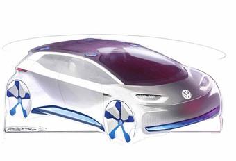 Volkswagen : Le Concept du Mondial se dessine... #1