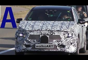 Mercedes Classe A : Nouvelle génération en vue #1