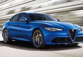 Alfa Romeo Giulia Veloce: Q4 en nieuwe aandrijfgehelen #1
