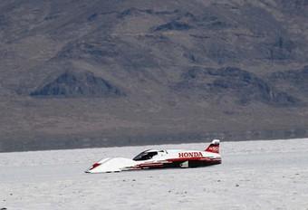 Honda S Dream Streamliner : la plus rapide #1
