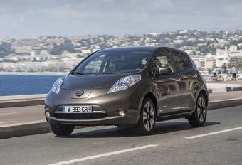 Nissan : Une petite Leaf en préparation #1