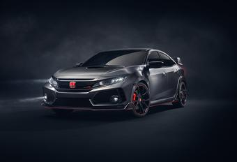 Honda ook al bijna klaar met nieuwe Civic Type-R #1