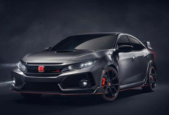 Honda Civic Type R : Le concept qui annonce le prochain modèle #1