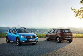 Dacia : Facelift pour les Logan, MCV et Sandero #1