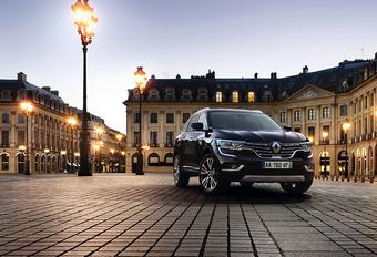 Renault Koleos Initiale Paris : SUV en cuir pleine fleur #1