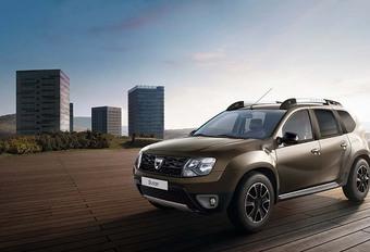 Dacia Duster : avec boîte à double embrayage ! #1
