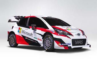 Toyota Yaris WRC: klaar voor 2017 #1