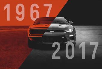 Feest bij Chevrolet, de Camaro is 50 #1