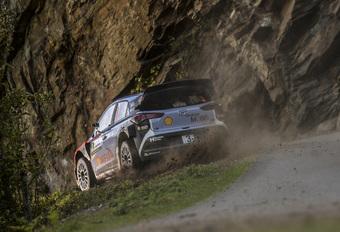 Ogier wint rally van Corsica, Neuville tweede #1