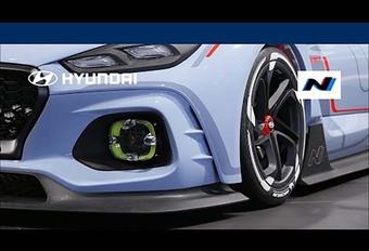 Hyundai RN30: in beeld #1