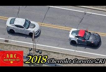 Chevrolet Corvette ZR1: bijna klaar   #1