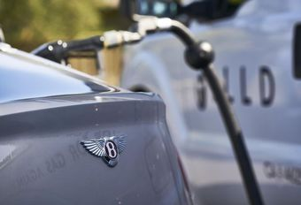 Filld for Bentley: nooit meer zelf tanken #1