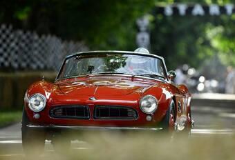 BMW 507 - pas assez spectaculaire? #1
