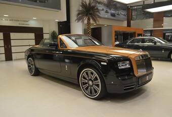 Rolls-Royce Phantom Drophead Coupé Golden Age #1
