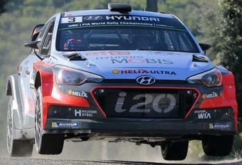 WRC: Thierry Neuville blijft bij Hyundai #1