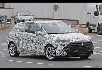 Opel Corsa : Déjà un nouveau cru en 2018 #1