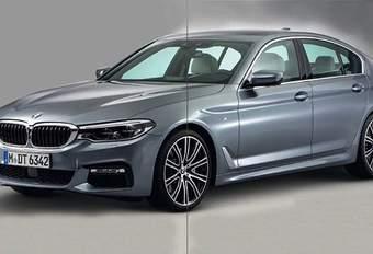 BMW Série 5 : fuite sur un forum  #1