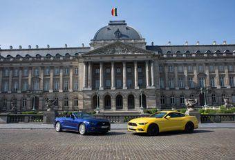 Ford Mustang : les Belges l'ont dans la peau...  #1