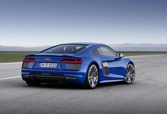 Audi : Il n'y aura pas de R8 e-tron #1