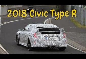 Honda Civic Type R : la prochaine génération chasse déjà les records  #1