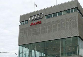 Audi : coupes budgétaires #1