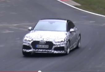 Future Audi RS5 : elle rugit déjà de plaisir ! #1