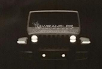 Jeep bereidt de opvolging van de Wrangler voor #1