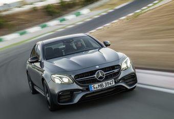 Mercedes-AMG dévoile la nouvelle E 63 #1