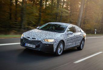 Opel : grande offensive en 2017 #1