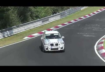 BMW X3 : Il existera aussi en « M » ! #1
