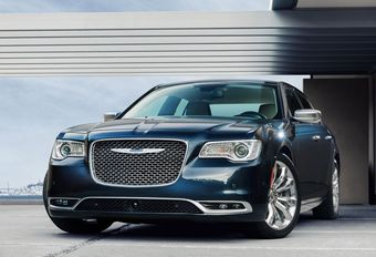 Prolongations : Chrysler 300 et Dodge Charger et Challenger #1