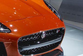 Une Jaguar F-Type Diesel ? #1