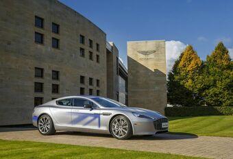 Aston Martin RapidE : plus de sous dans la caisse !  #1