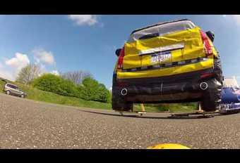 Vidéo - Nouvelles aides à la conduite Ford #1