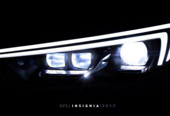 Nieuwe led-koplampen voor Opel Insignia #1