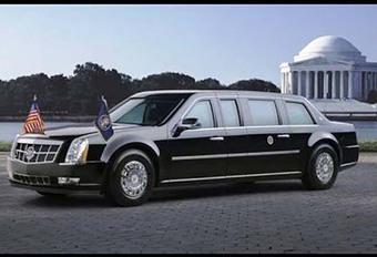 Amerikaanse verkiezingen: ontdek de Cadillac One, de nieuwe auto van Trump #1