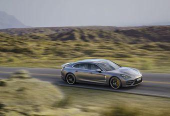 Porsche Panamera V6 et Executive : entrée de gamme et prestige #1
