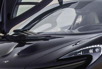 McLaren : l'électrique après 2020 #1