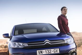 Video: Citroën C-Elysée krijgt make-over #1