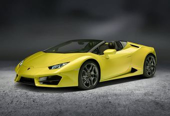 Vidéo - Lamborghini : voici l'Huracán des puristes ! #1
