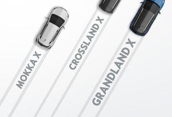 Opel Grandland X : le 3e crossover #1