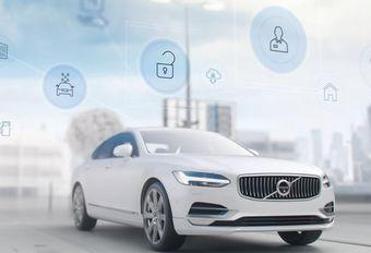 Volvo teste les services de conciergerie #1