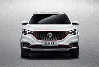 MG ZS : SUV compact anglo-chinois #1