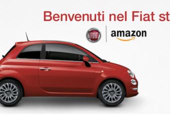 Amazon vend des voitures #1