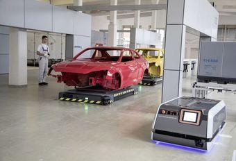 Audi adapte l'assemblage aux voitures électriques #1