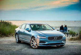 Volvo : modifications pour les « 90 » #1
