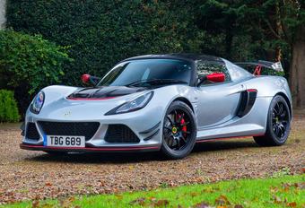 Lotus Exige Sport 380 : la plus rapide #1